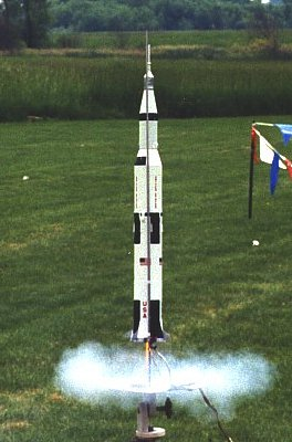 My Saturn V PMC